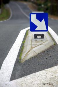 Signalisation permanente panneau autorelevable HiFlex